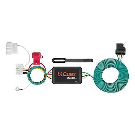 Curt Manufacturing 80031 Towing Wiring