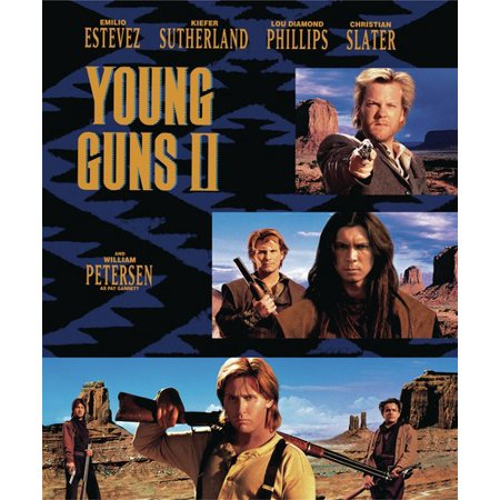 - Young Guns II (Blu-ray)