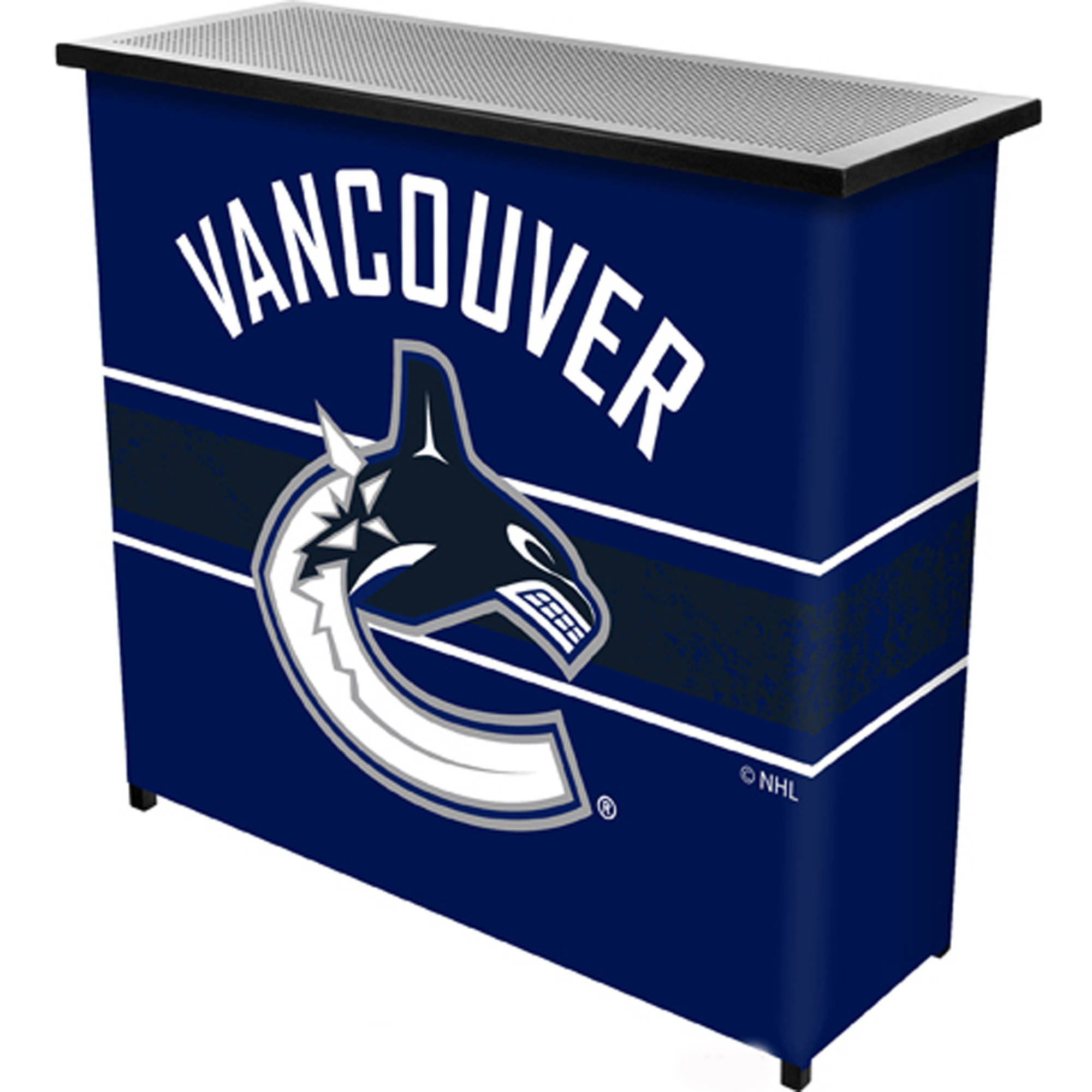 NHL Portable Bar with Carrying Case, Vancouver Canucks