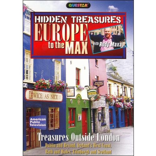 Europe To The Max: Hidden Treasures - Treasures Outside London