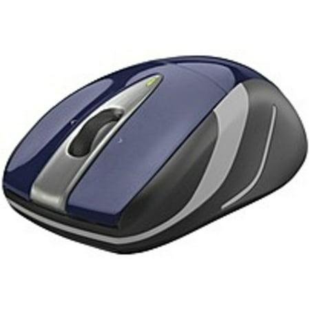 Logitech G5 Dpi - Refurbished Logitech Wireless Laser Mouse - Optical - Wireless - Radio Frequency - Blue, Black - USB - 1000 dpi - Computer - Scroll Wheel - 3 Button(s) - Symmetrical