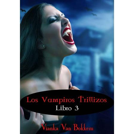 Los vampiros trillizos. Libro 3 (de la saga «Vampiro de día, hombre lobo de noche») - eBook](Hombre Lobo Halloween)