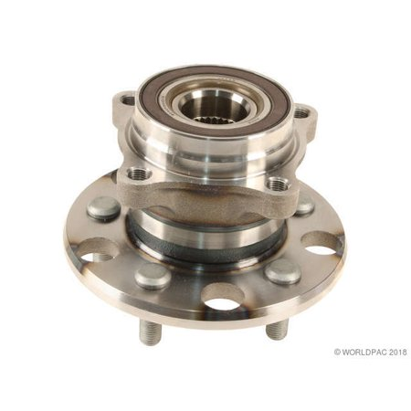 SKF W0133-2071893 Wheel Bearing and Hub Assembly for Lexus - Skf Bearings Hub Assembly