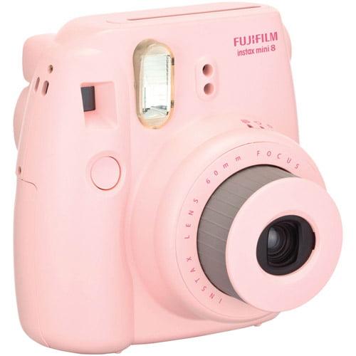 FujiFilm Pink 16273415 Instax Mini 8 Camera