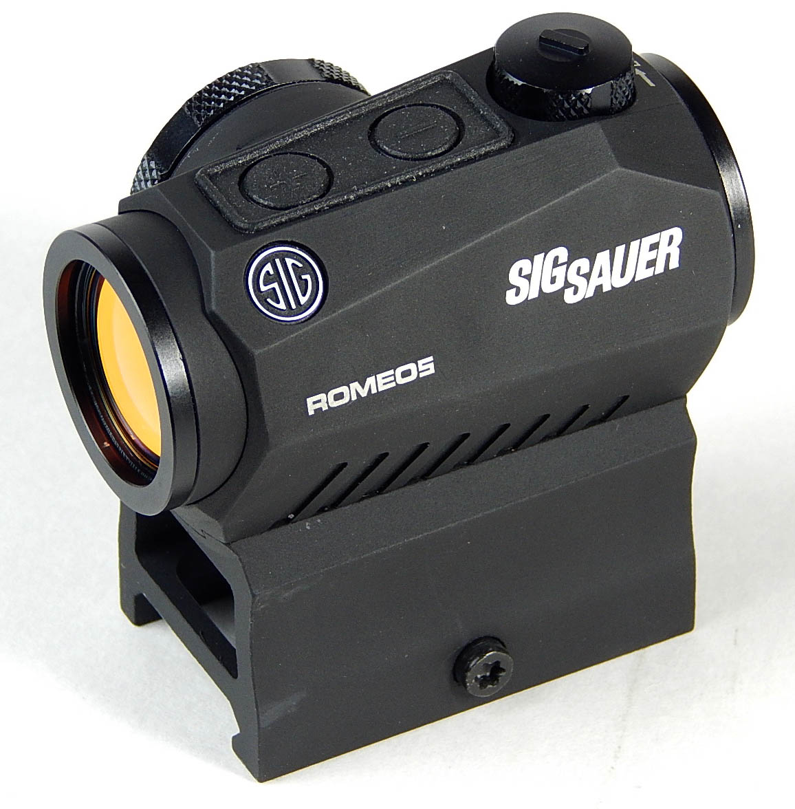 Sig Sauer Romeo5 1x20mm 2 MOA Red Dot Sight w/ Mounts - SOR52001