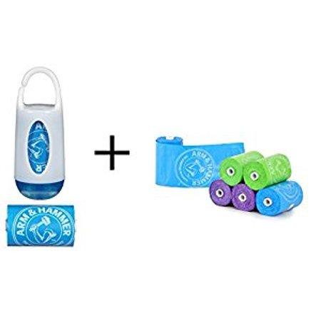 Bundle Munchkin Arm And Hammer Diaper Bag Dispenser Colors May Vary Plus
