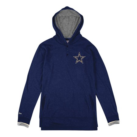size 40 afc83 2684d Dallas Cowboys Men's NFL Seal The Win Hooded Long Sleeve Shirt