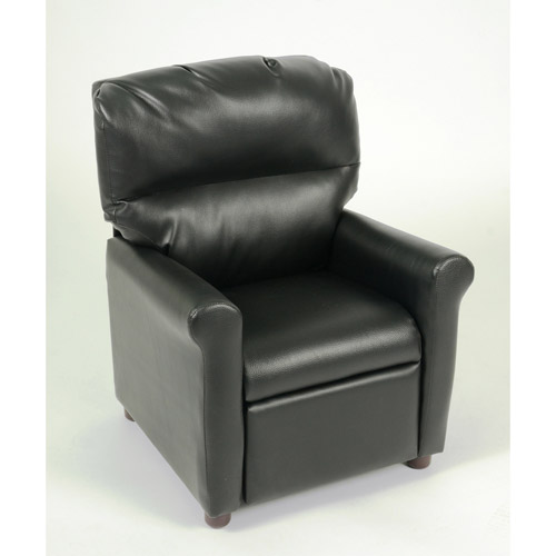 Attractive Better Homes And Gardens Faux Leather Kids Recliner, Multiple Colors    Walmart.com