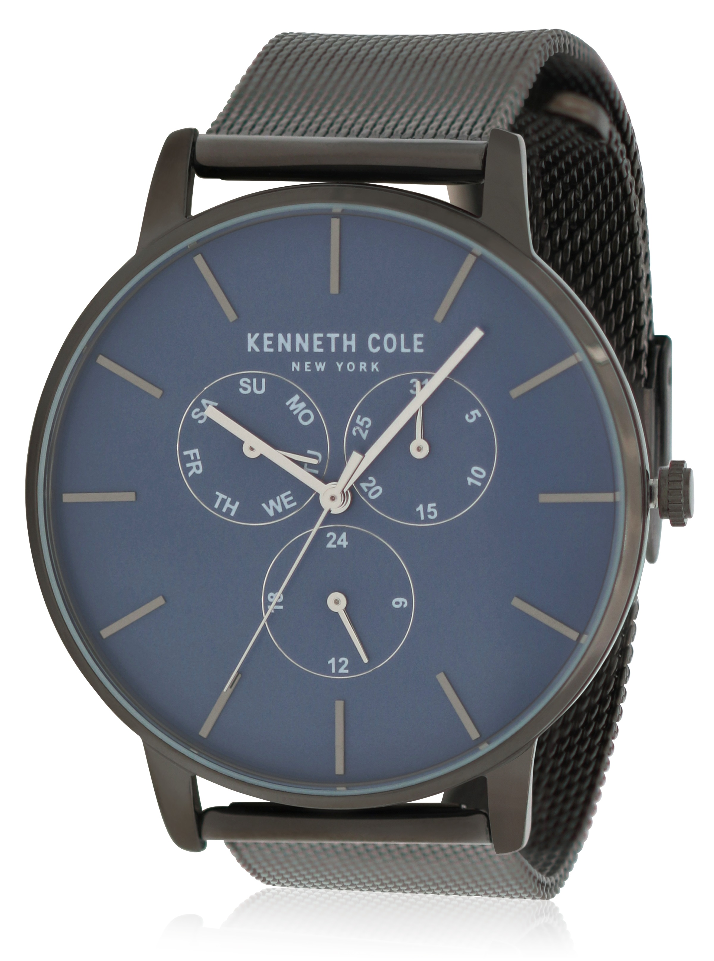 Kenneth Cole Stainless Steel Mens Watch KC50008006