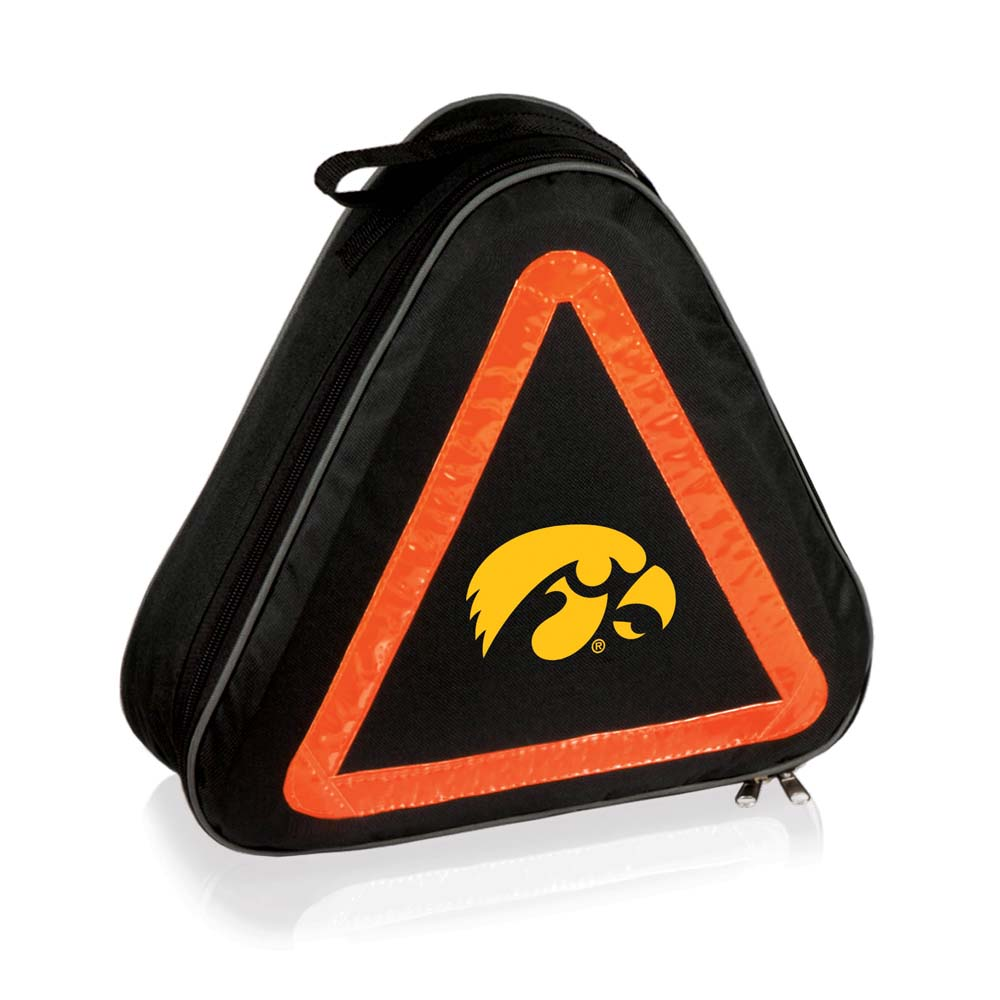 Iowa Roadside Emergency Kit (Black)