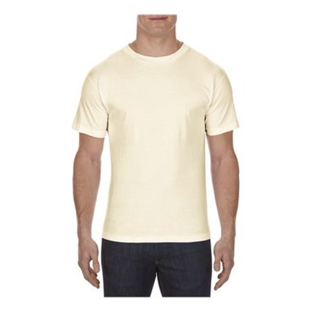 Alstyle Classic Short Sleeve Tee 2XL Cream ()