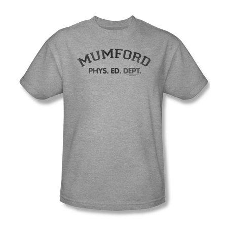 Beverly Hills Cop Mumford T-Shirt Eddie Murphy Axel Foley Phys. Ed Dept](Cop Shirt)