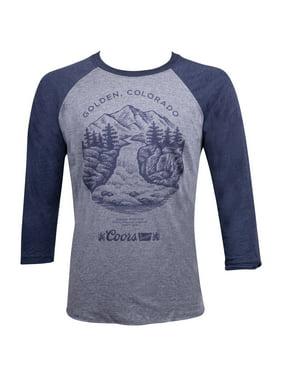 e5fd850f76 Product Image Coors Golden Colorado Scenery Raglan Shirt