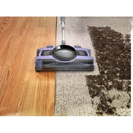 Shark 13 Quot Rechargable Floor Amp Carpet Sweeper V2950