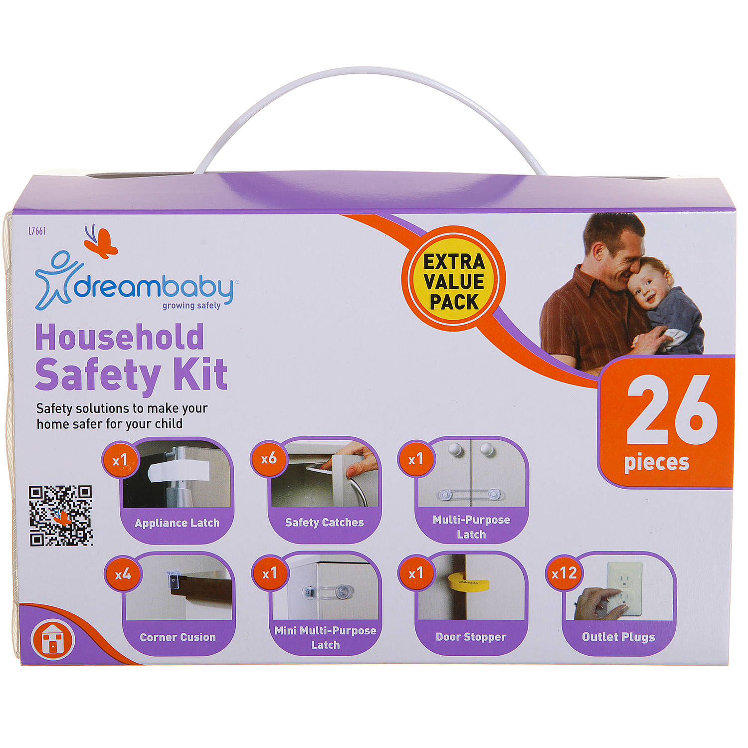 Dreambaby 26-Piece Home Safety Kit by Dreambaby