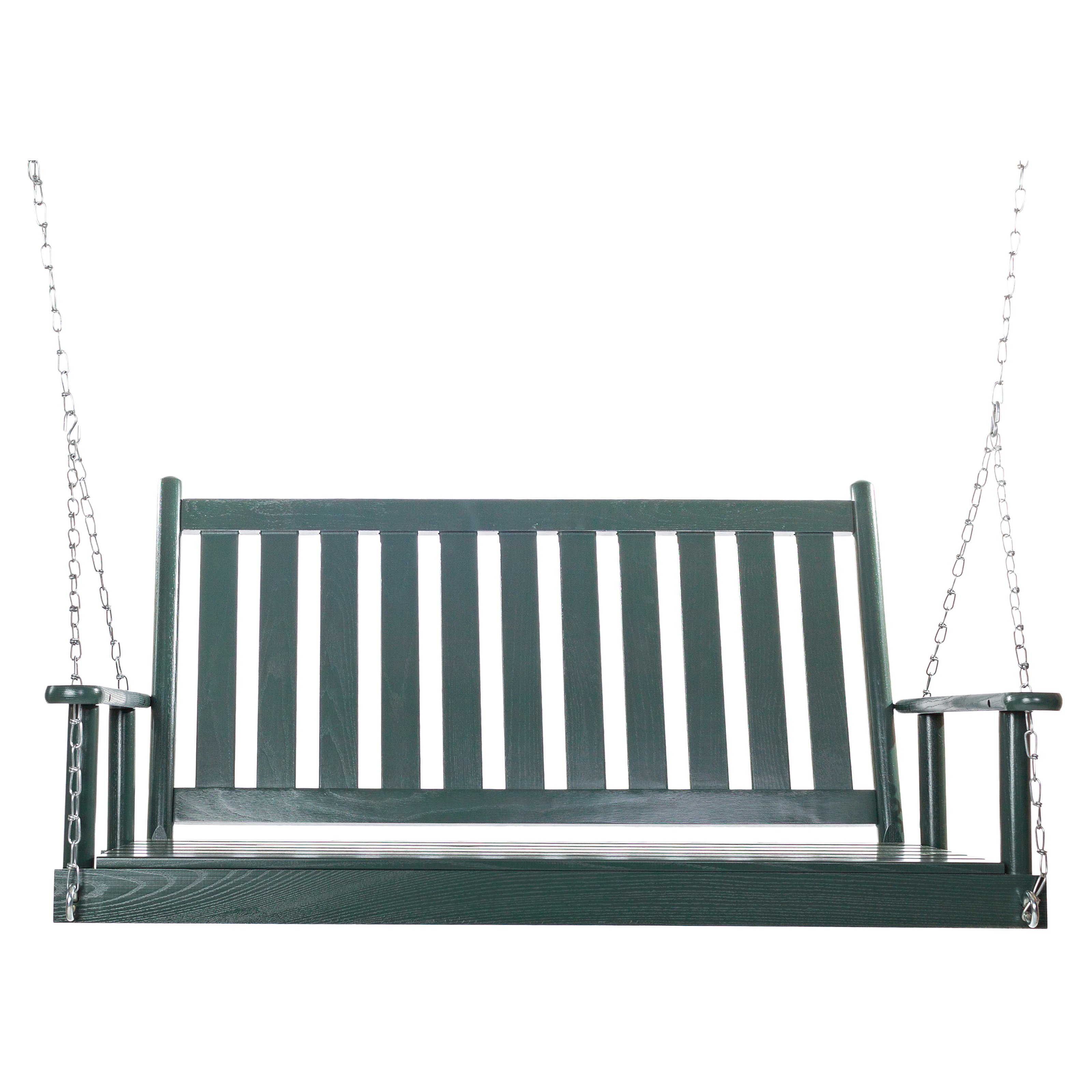 Dixie Seating Company Corolla 4 ft. Porch Swing