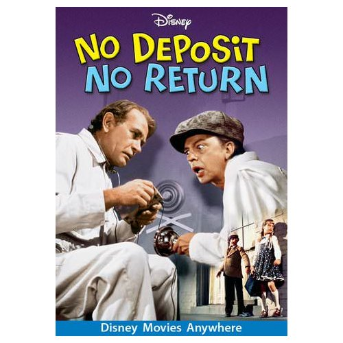 No Deposit, No Return (1976)