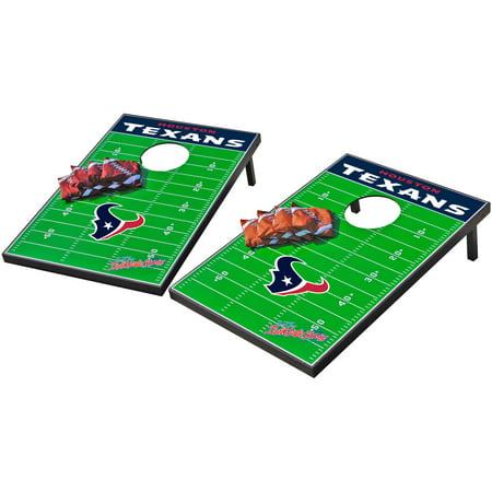 Houston Texans Nfl Tailgate (Wild Sports NFL Houston Texans 2x3 Field Tailgate)