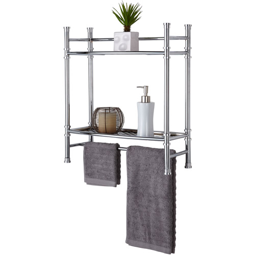 Best Living, Inc. Chrome Wall Mount