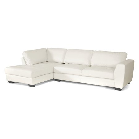Baxton Studio Orland Sectional Sofa Set with Chaise ()