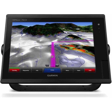 Garmin GPSMAP 7612 Multi-function Display with Worldwide Base-map Charts
