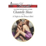A Night in the Prince's Bed - eBook