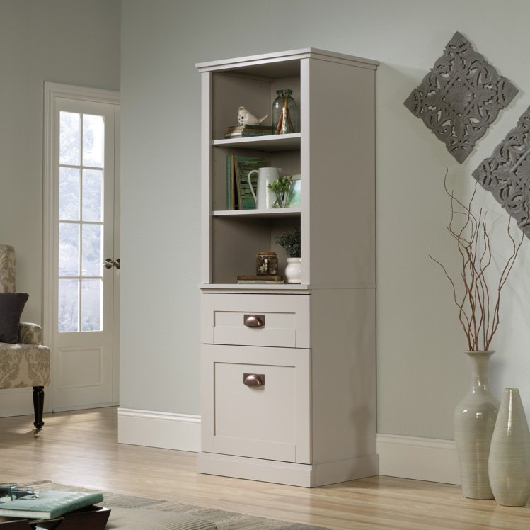 Sauder New Grange Accent Cabinet, Multiple Finishes