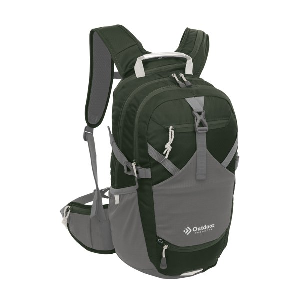 Outdoor Products Trail Break Hydration Pack with 2-Liter Reservoir, Green