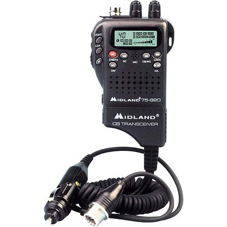Midland Miniature Handheld Cb Weather Radio