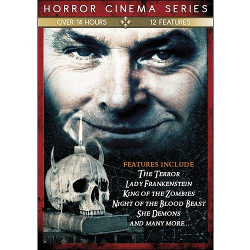 Horror Cinema Series (12-Film Collection)