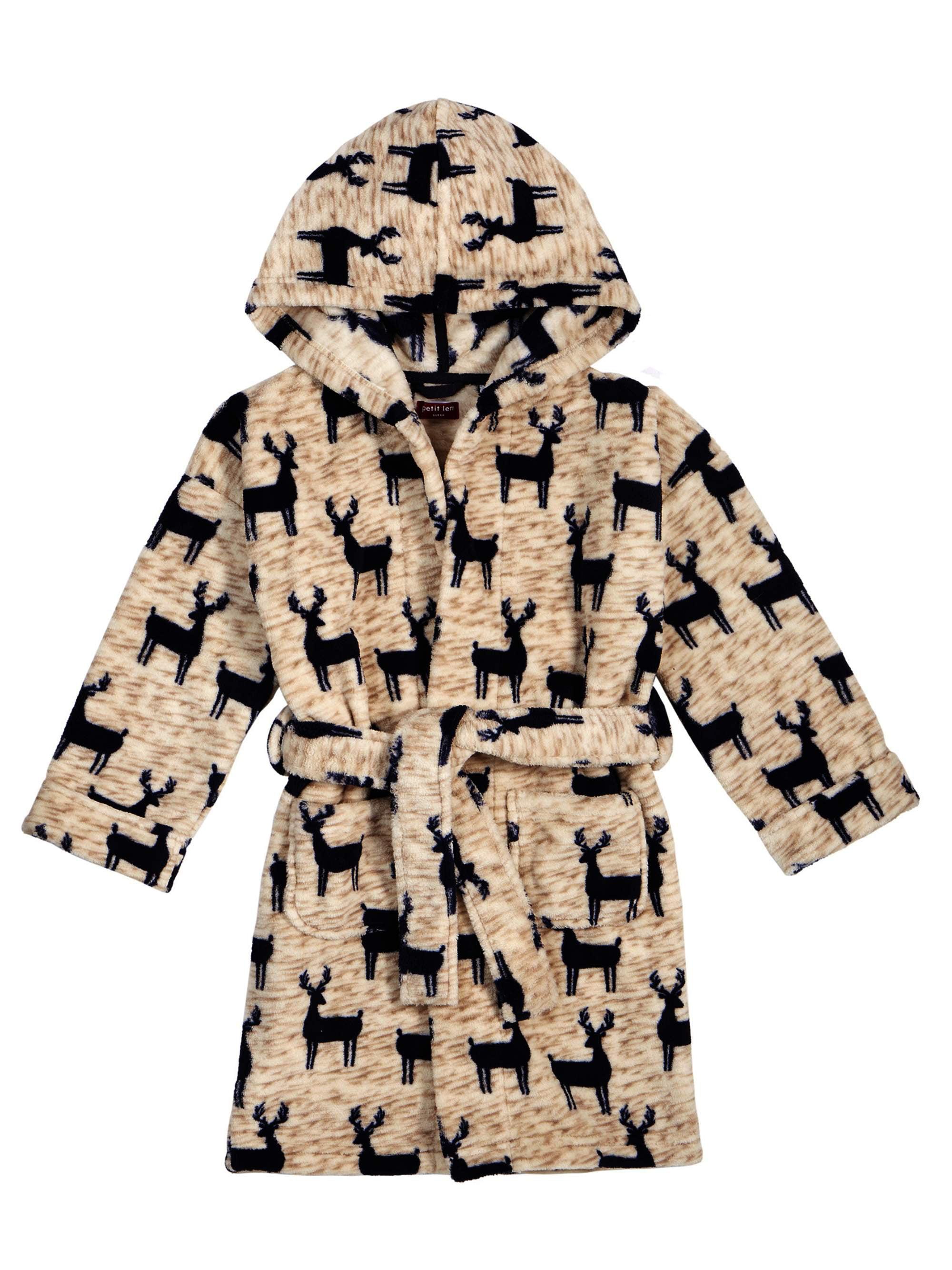 Petit Lem Boys Holiday Robe