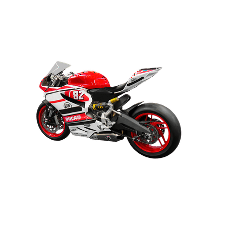 Framed Art for Your Wall Vehicle Motorcycle Two Wheeled Vehicle Png Isolated 10x13