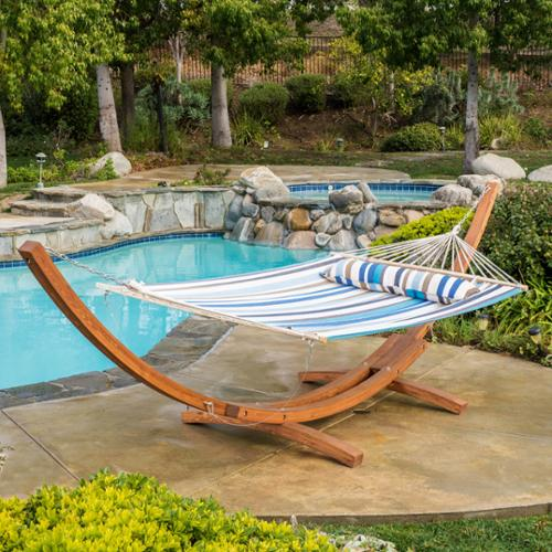 Cancun Hammock With Stand