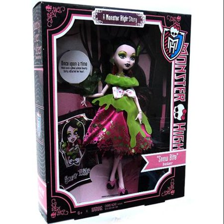 Monster High Scarily Ever After Draculaura Doll [Snow Bite]