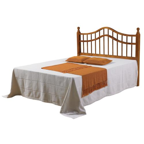 Donco Kids Double Rail Headboard Twin Size