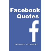 Facebook Quotes - eBook