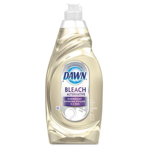 Dawn Platinum Bleach Alternative Dishwashing Liquid Fresh Rapids, 28 oz