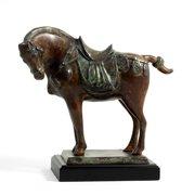 Bey-Berk 10H in. Tang Horse Statue