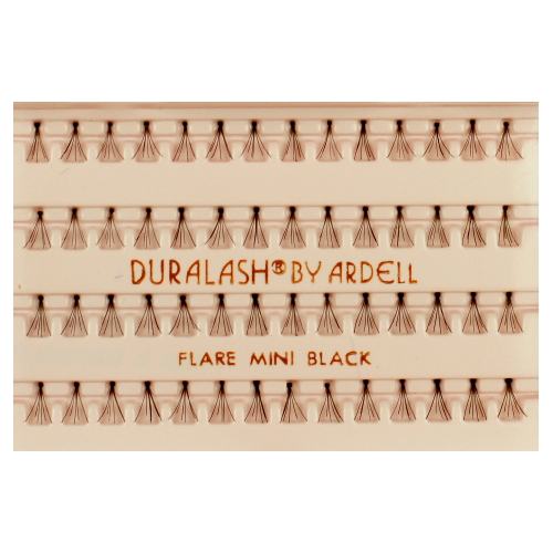 (6 Pack) ARDELL DuraLash Flare Lashes - Combo Brown