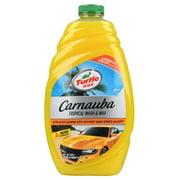 Turtle Wax Carnauba Wash & Wax 48 Oz
