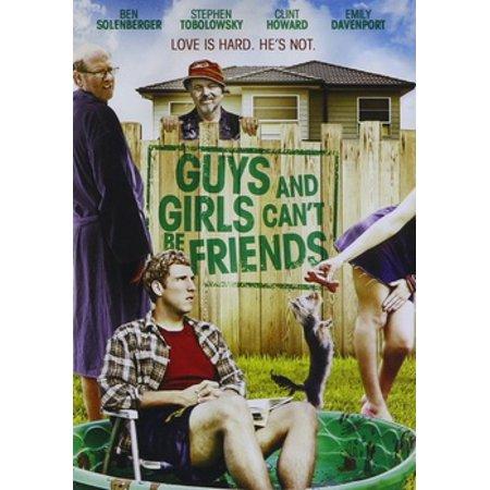 Guys & Girls Can't Be Friends (DVD)