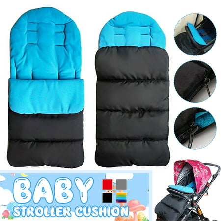 Universal Baby Toddler Wearable Stroller Blanket Footmuff  Apron Liner Pram Stroller