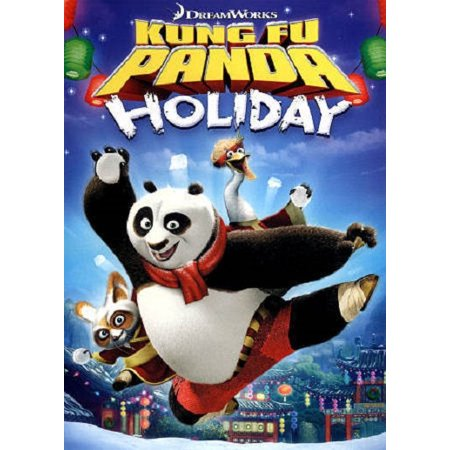 Kung Fu Panda Holiday DVD Jack Black, Dustin