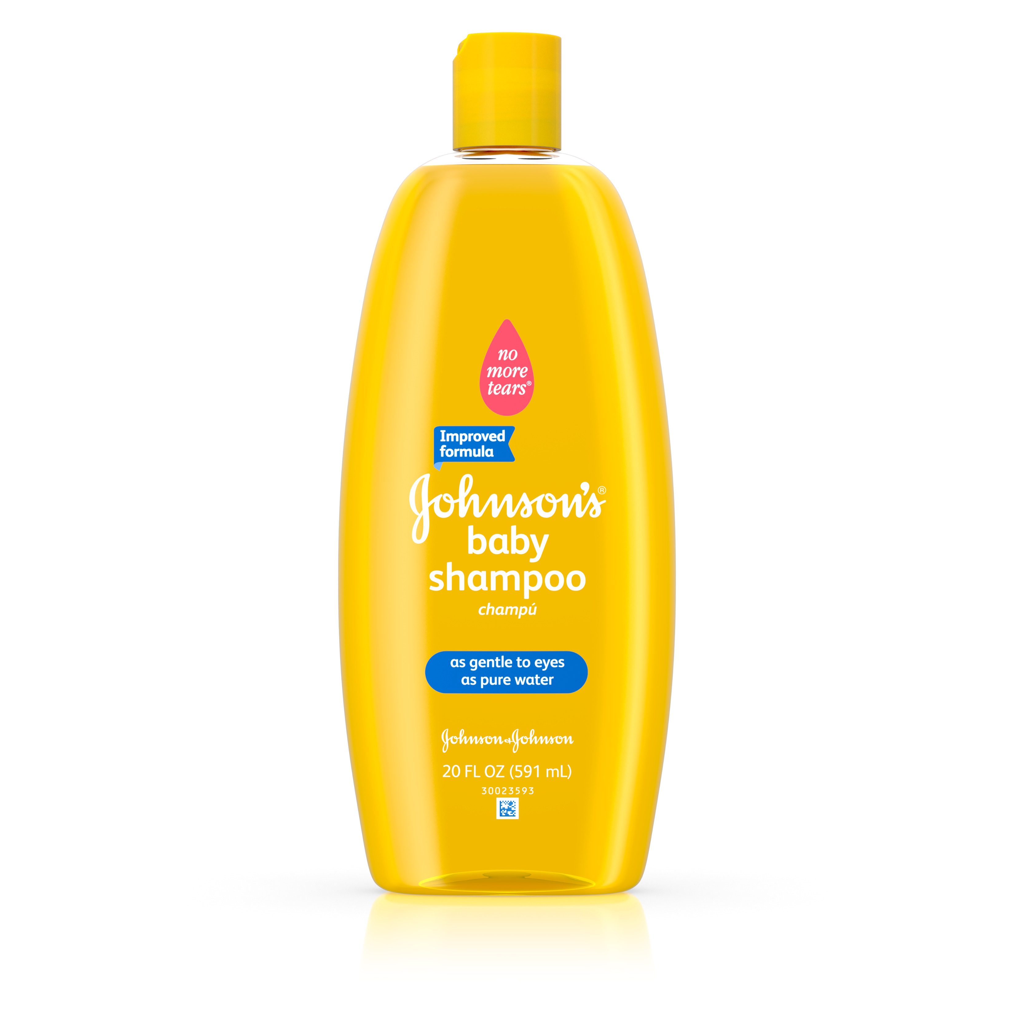Johnson's Baby Tear Free Shampoo, 20 Fl. Oz.