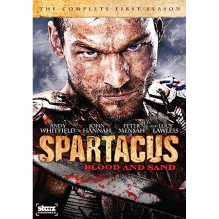 Spartacus: Blood and Sand - The Complete First Season (DVD)