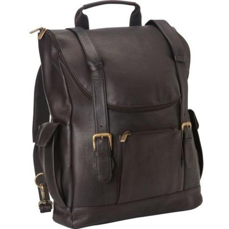 (LeDonne  Leather Classic Laptop Backpack)