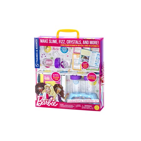 Barbie Fundamental Chemistry Set - Kids Chemistry Sets