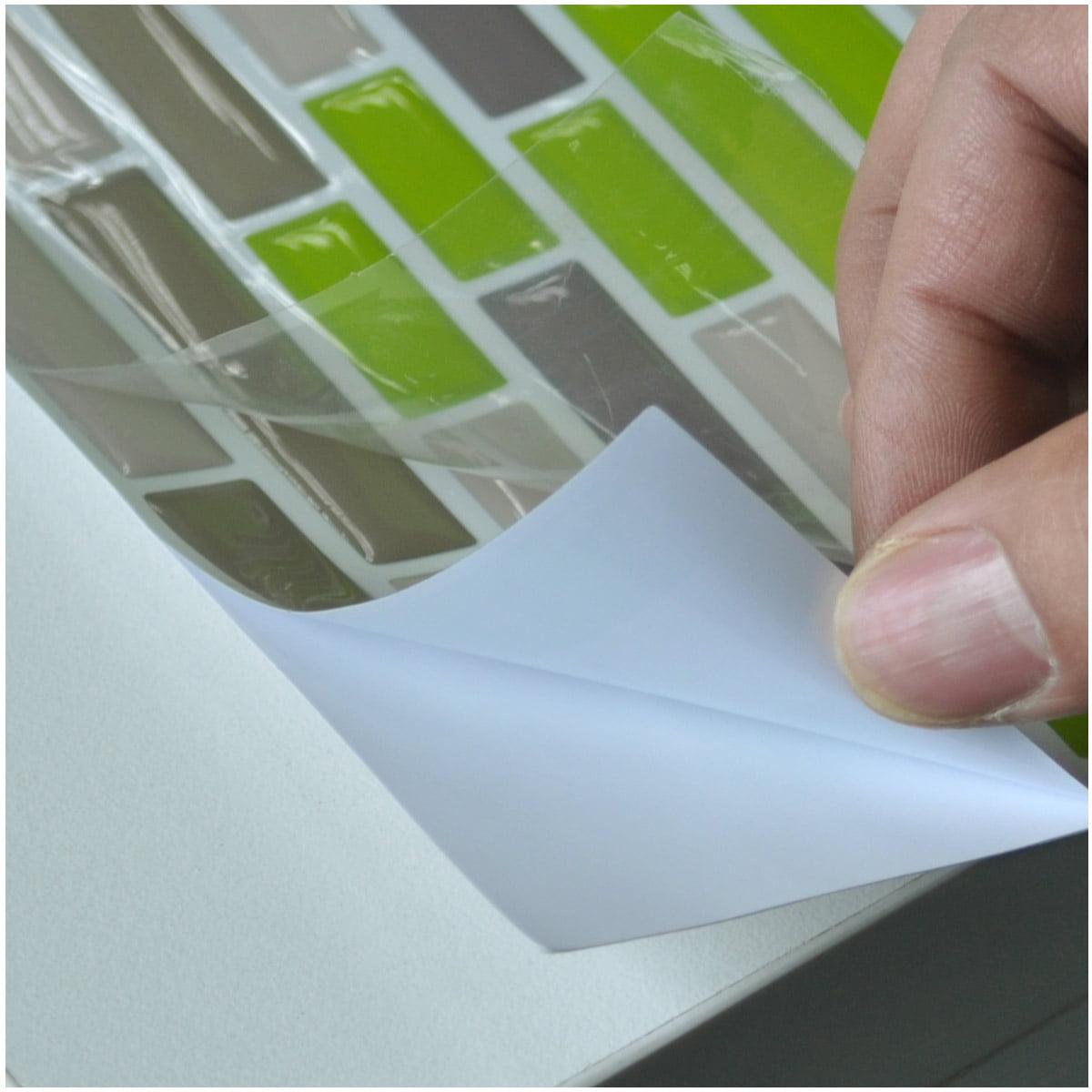 Art3d 10-Pack Vinyl Kitchen Backsplash Peel and Stick Tile, Smart ...