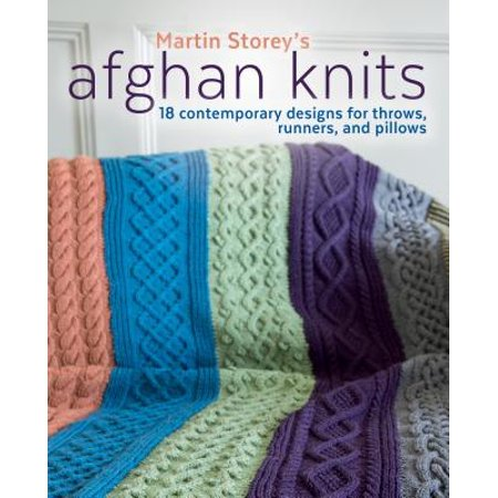 Knitted Baby Afghan (Afghan Knits : 18 Contemporary Designs for Throws, Runners and Pillows)