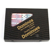 Classic Games Collection Double 12 Dominoes Set